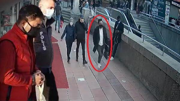 Ankarada kadınların kâbusuydu Sansar yakalandı