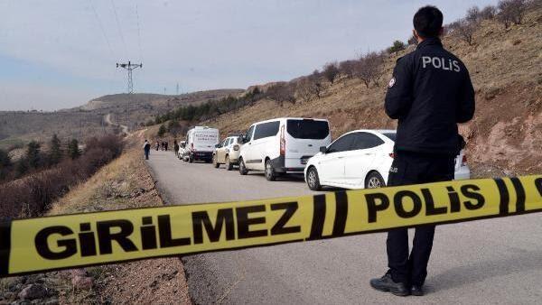 Ankarada sır cinayet Ölü bulundu