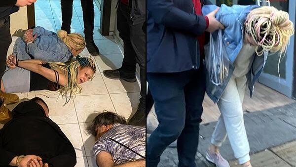 Son dakika... Ankara merkezli 3 ilde yarasa kız çetesine operasyon: 115 gözaltı