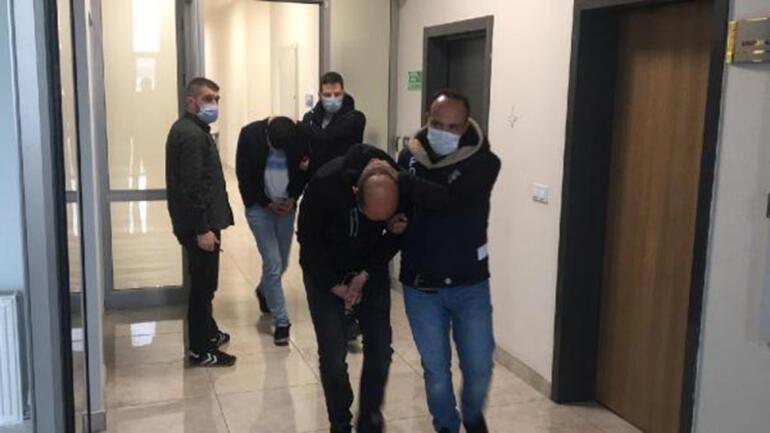 Ankara'da uyuşturucu operasyonunda 67 kilo 550 gram esrar ele geçirildi