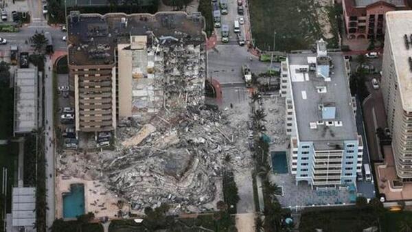 Miamide çöken binada bilanço ağırlaşıyor