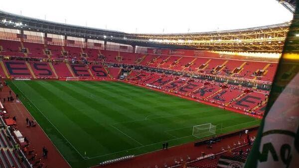 Yeni stadyumda son durum ne?